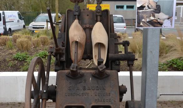 40 jaar_heulmachine met klompen