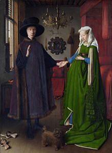 Jan Van_Eyck_Arnolfini 1434
