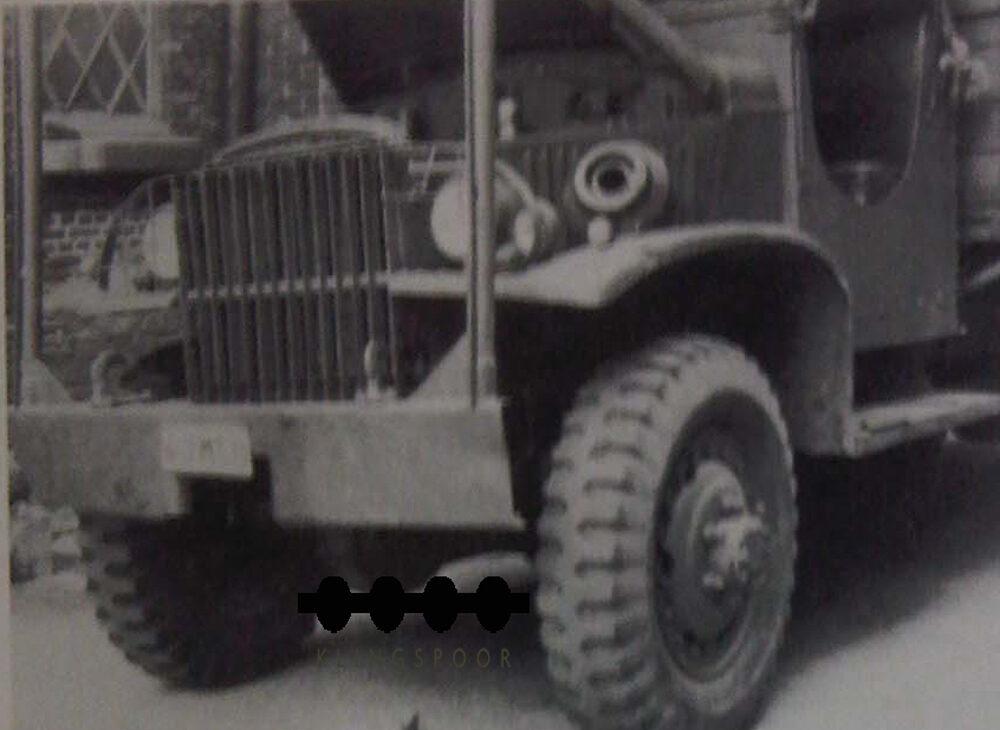 de pantserwagen speelde een grote rol