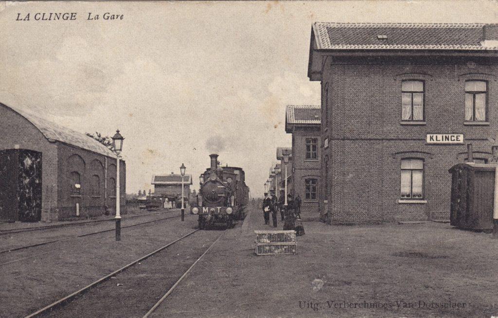 De Trein Mechelen-Terneuzen